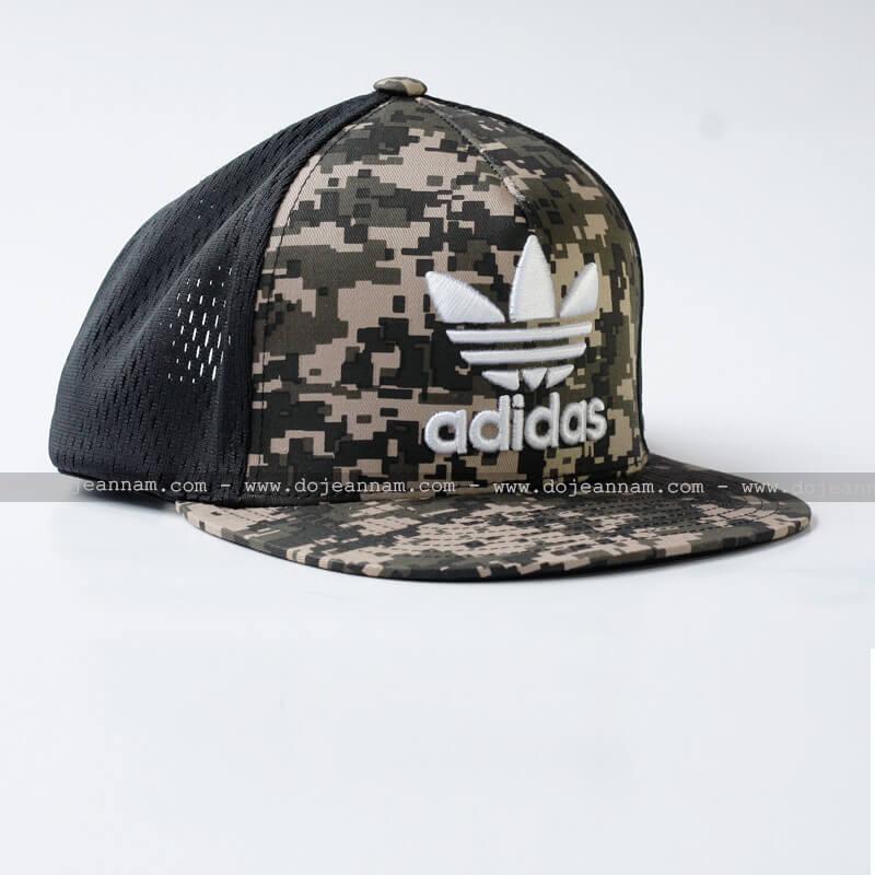 Mũ snapback nam hiệu adidas
