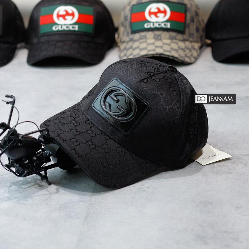Mũ nón Gucci đen new 2019