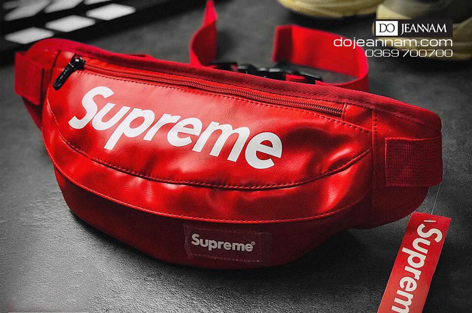 Túi đeo chéo Supreme Nam Nữ