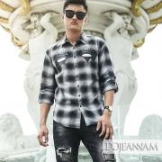 flannel-caro-xam