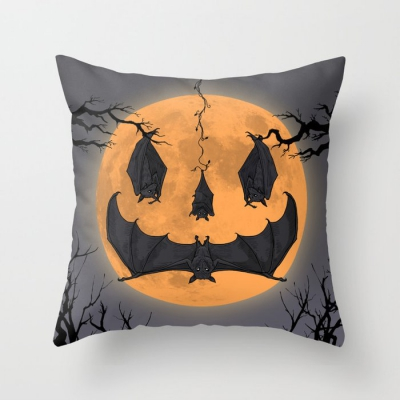 Halloween Pillow Covers Collection